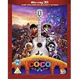 Coco [Blu-ray 3D] [2017] [2018] [Region Free]